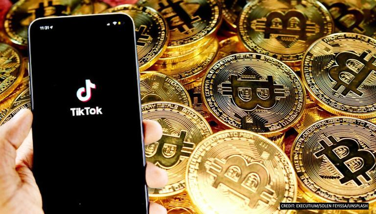 TikTok Bans Promotion Of Cryptocurrencies Such As Bitcoin & Dogecoin On Its Platform