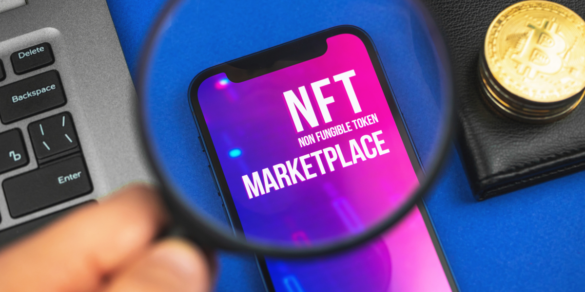 The Meteoric Rise Of The NFT Marketplace